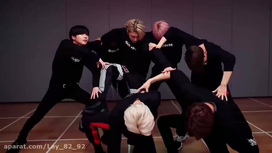 SuperM Dance