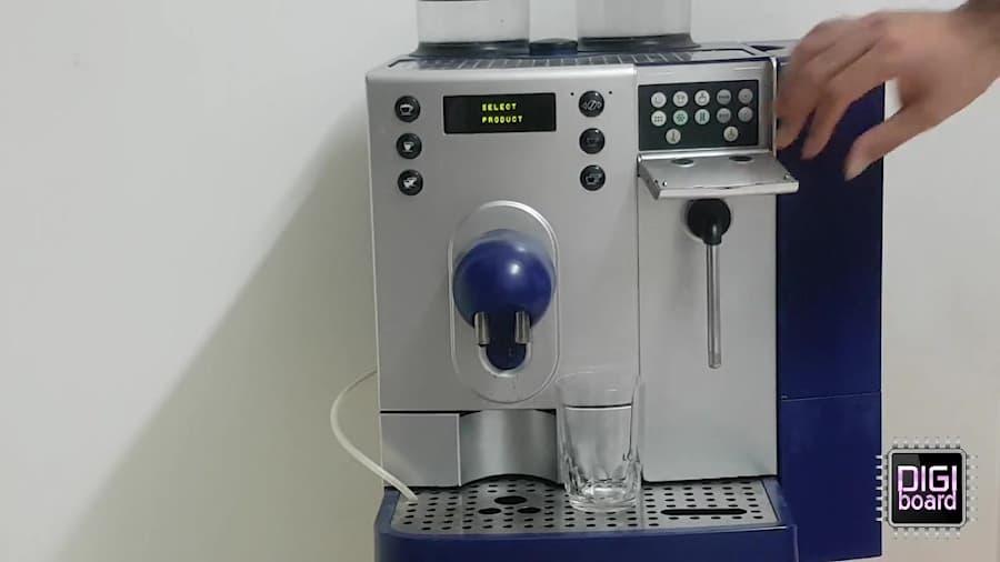 تعمیر کافه و قهوه ساز های صنعتی