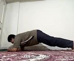 تمرین ورزش ۷.۱