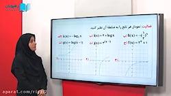 روش تدریس ریاضی 2 پایه یازدهم تجربی، قسمت ششم