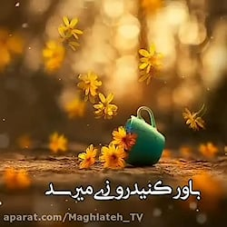 دلنوشته زیبا و احساسی / باور کنید روزی میرسد