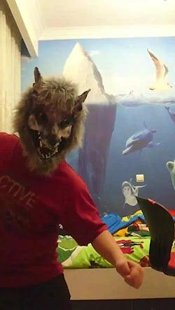 حمله گرگ وحشی 4