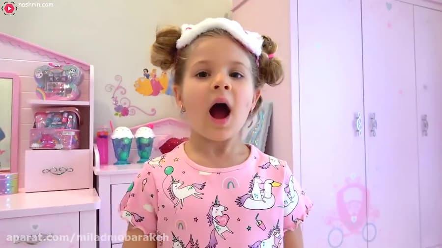 دیانا و روما تولد 6 سالگی