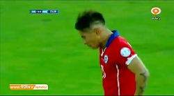 خلاصه بازی: شیلی ۰-۰ آرژانتین  فینال کوپا آمه ریکا ۲۰۱۵