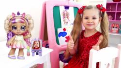 بازی با عروسکها | دیانا و روما (قسمت 174)