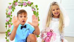 دیانا عروس میشود | دیانا و روما (قسمت 177)