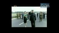 کیم جونگ اون و بانوی اول کره شمالی