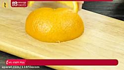 آموزش درست کردن مربا   طرز تهیه مربای هویج   طرز تهیه مربا ( تهیه مربا پرتقال )