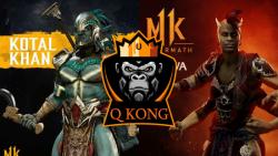 Mortal Kombat : Kotal Khan Vs Sheeva