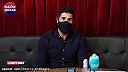 گفتگوی جذاب هاشم بیک زاده با هم بازیاش در استقلال؛ حنیف عمران زاده