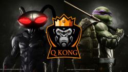 Injustice :Black Manta Vs Donatello