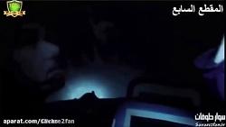 شنا کردن جن واقعی در اعماق تاریک دریا!