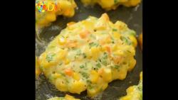 طرز تهیه کوکو سبزیجات (دنیای طعم و رنگ)
