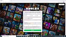 آموزش نصب roblox