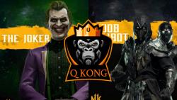 Mortal Kombat :The Joker Vs Noob Saibot