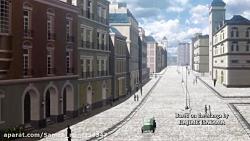 انیمه حمله به تایتان ها فصل 3 قسمت 19 دوبله فارسی کیفیت 480p