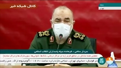 خط و نشان فرمانده کل سپاه برای دشمنان