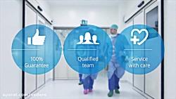 پروژه افترافکت پرزنتیشن پزشکی Medical Presentation