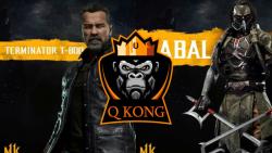 Mortal Kombat : Terminator Vs Kabal
