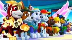 گیم پلی انیمیشن سگهای نگهبان