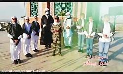 اجرای سرود محمد(ص) توسط گروه سرود  بی قراران ظهور