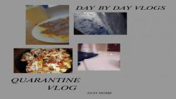 ولاگ روز به روز | چهار روز با من در قرنطینه