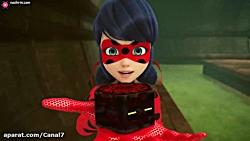 انیمیشن دختر کفشدوزکی با داستان - لادرین (فصل سوم) - لیدی باگ