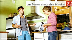 آموزش رایگان زبان آلمانی - درس بیست و دوم - قسمت 1 - کتاب منشن Menschen A1.2