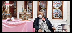 """رزمنده ای که مسجد راه چمن قزوین را """"موزه شهدا"""" کرد"""