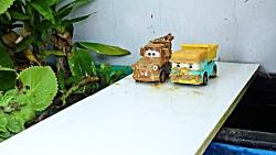 ماشین بازی / اسباب بازی / کامیون ، بیل مکانیکی ، تراکتور 218