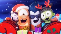 کارتون های مخصوص کریسمس - خنگول ها - کارتون اسپوکیز