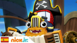 کارتون ماشین ها - حمله دزدان دریایی