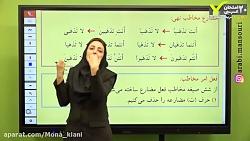 عربی کنکور - پارت چهارم (فعل امر) - مدرس خانم منصوری