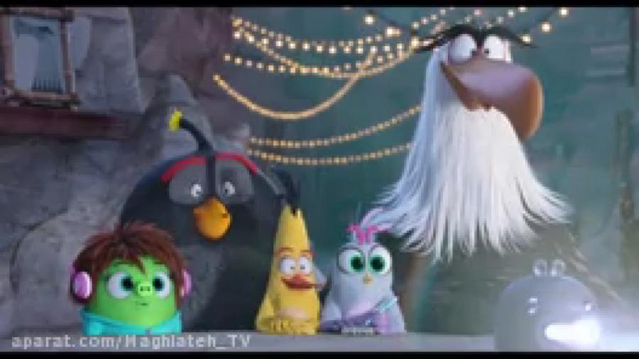 انیمیشن پرندگان خشمگین 3