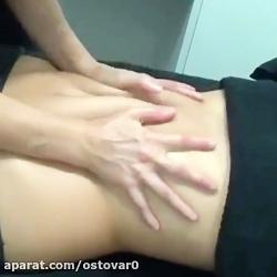 تکنیک های ماساژ لاغری