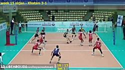 ایران والیبال