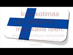 سرود ملی فنلاند Finland