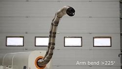 بازوی رباتیک ترسناک...