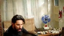 بازی زیبای حامد بهداد در پشت صحنه سریال دندون طلا-1