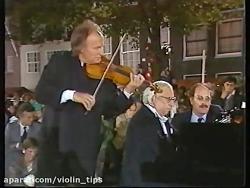 نکات ویولن