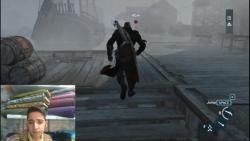 پارت 30 واکترو بازی Assassin's Creed 3 عمو علی در نقش تعغیب کردن