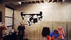 پهپاد Inspire1 با دوربین 4K