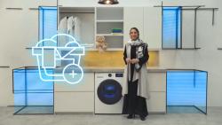 افزودن لباس حین شستشو در ماشین لباسشویی واش این واش اسنوا