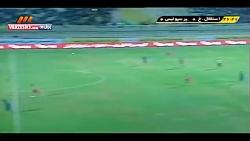 بازی استقلال خوزستان و پرسپولیس