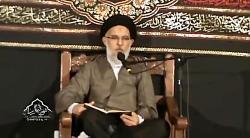 حجت الاسلام میرباقری در عشاق الزهرا (2)