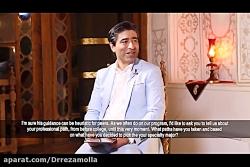 مسیر تو طراحی کن - قسمت هفدهم - دکتر مهرداد کاظمیان
