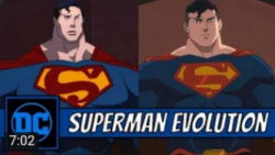 Superman : Evolution ( DCAnimated Movie universe_2020