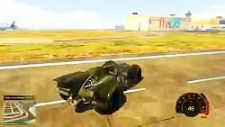 مود ماشین بتمن برای بازی gta v
