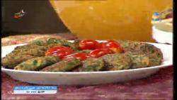 آشپزی | کوکو بلغور | آموزش کوکوی بلغور