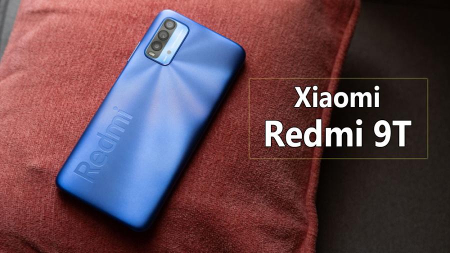معرفی گوشی Xiaomi Redmi 9T شیائومی ردمی 9 تی